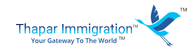 Thapar Immigration Logo
